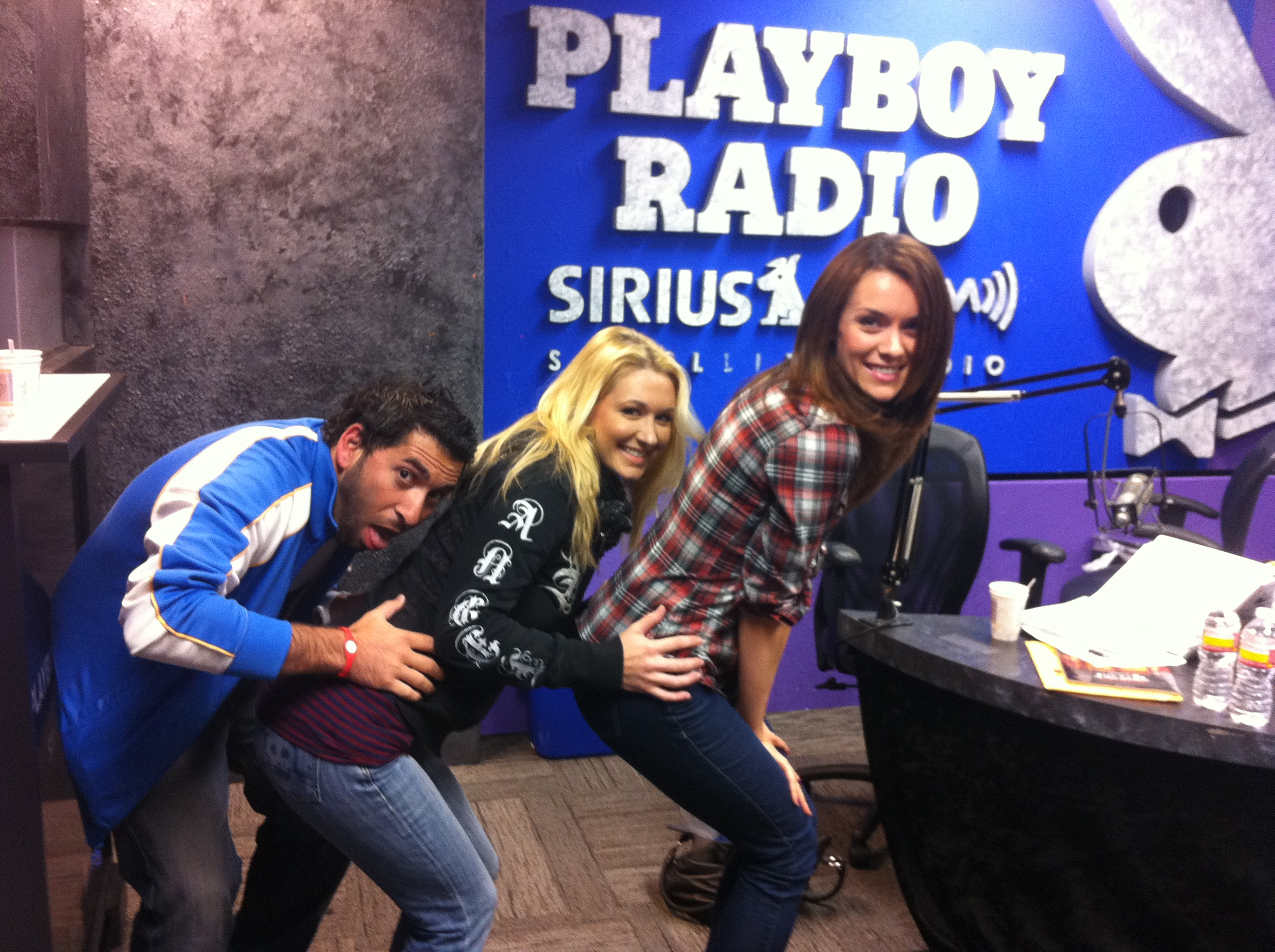 Amy Fisher Playboy friday 10/7/11 | the playboy morning show