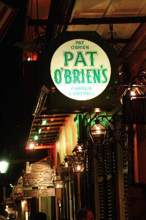 Pat O briens