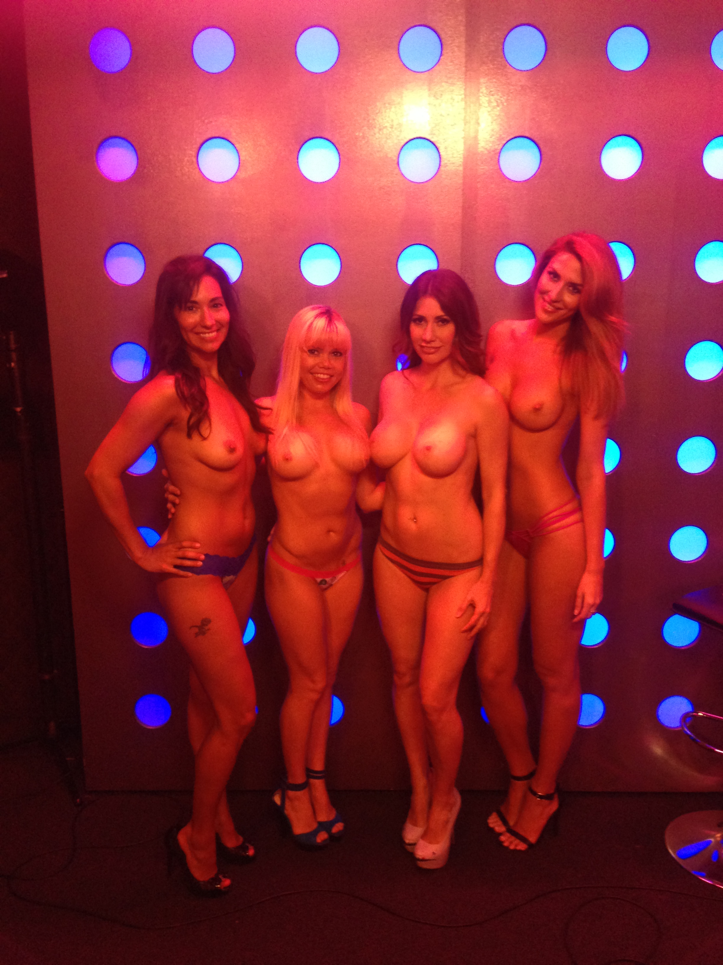 The playboy morning show