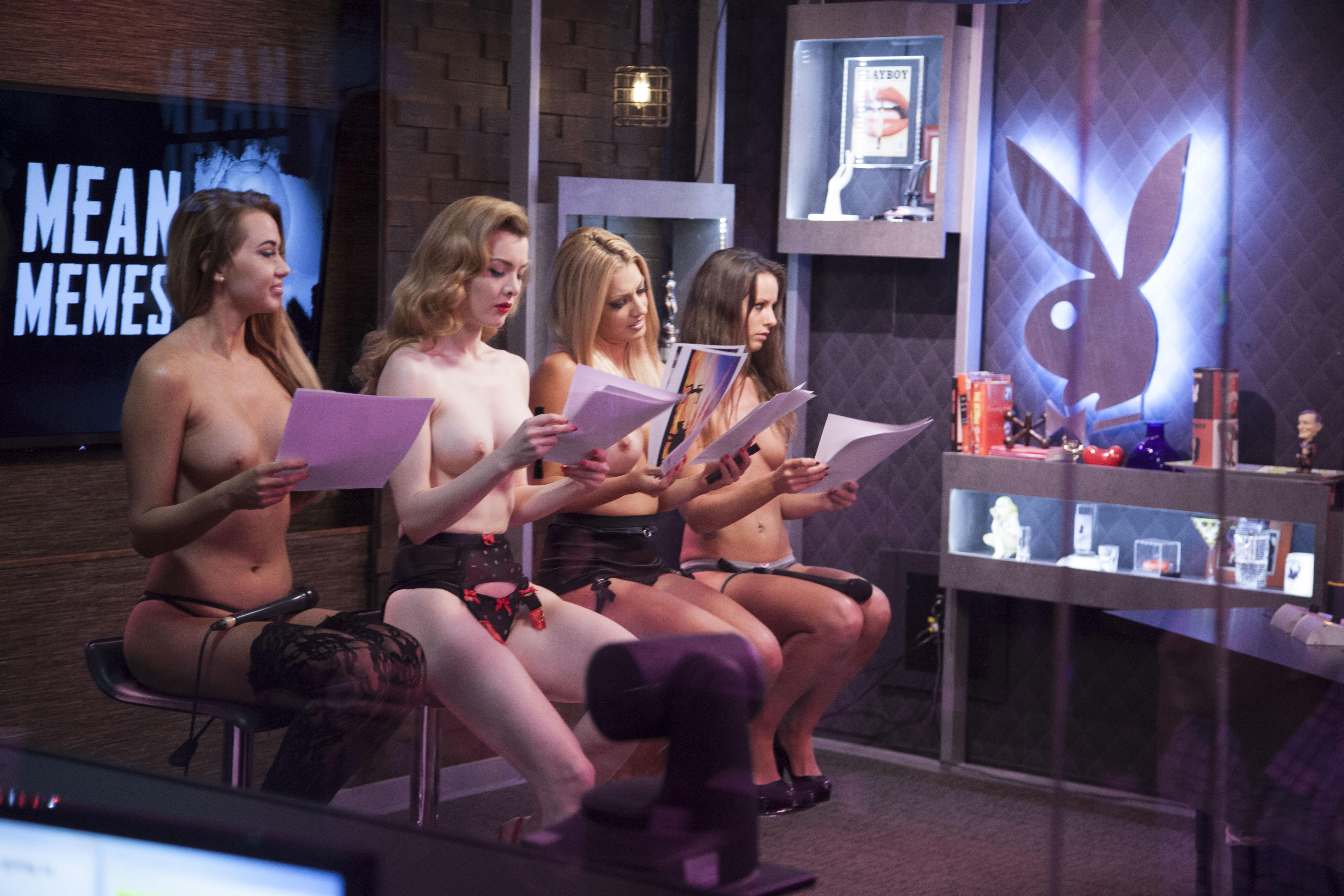 Nude women of ninja warrior topic Very